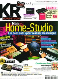KR home studio - Keyboards Recording N° 345