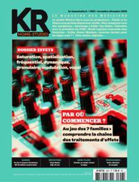KR home studio - Keyboards Recording N° 353