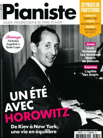 Abonnement magazine Pianiste