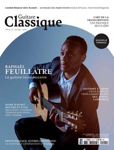 Abonnement magazine Guitare Classique