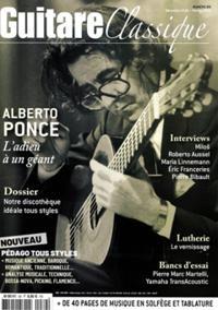 Guitare Classique N° 89