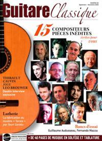 Guitare Classique N° 93