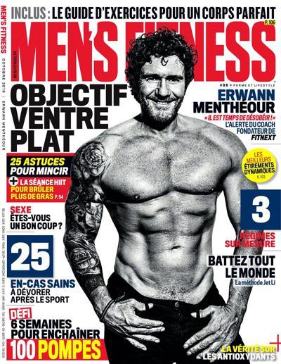 Abonnement magazine Men's Fitness