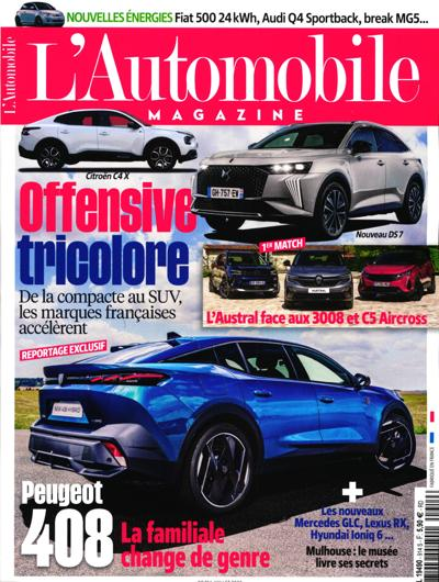 L'Automobile Magazine - N°874
