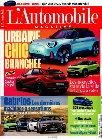 L'Automobile Magazine - N°895
