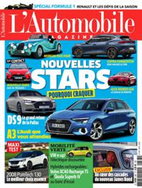 L'Automobile Magazine N° 887