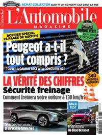 L'Automobile Magazine N° 888