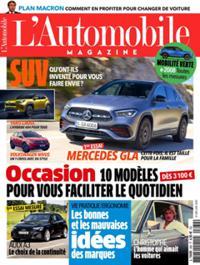 L'Automobile Magazine N° 889
