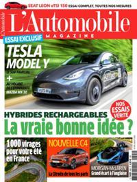 L'Automobile Magazine N° 890