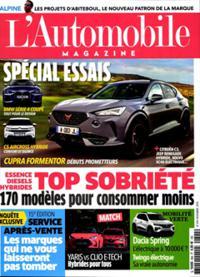 L'Automobile Magazine N° 894
