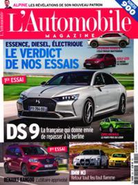 L'Automobile Magazine N° 900