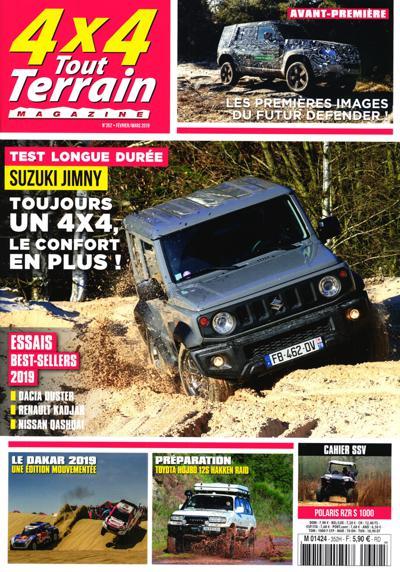 Abonnement Tout Terrain Magazine