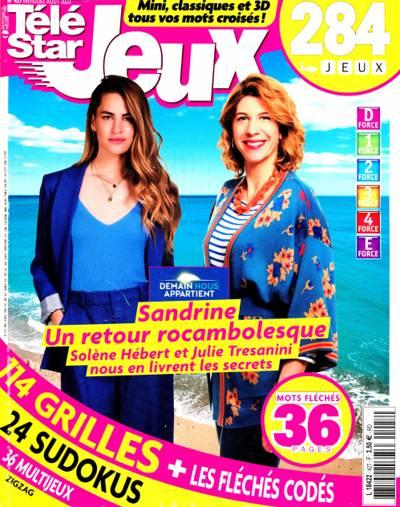 Télé Star Jeux - N°376