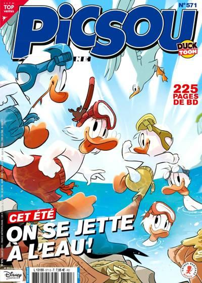 Abonnement Picsou Magazine