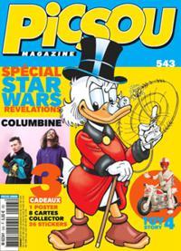 Picsou Magazine N° 543