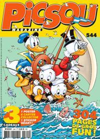 Picsou Magazine N° 544
