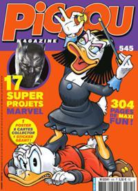 Picsou Magazine N° 545
