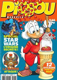 Picsou Magazine N° 546