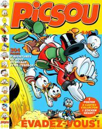 Picsou Magazine N° 549