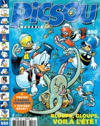 Picsou Magazine N° 550