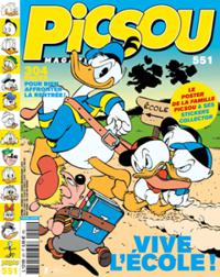 Picsou Magazine N° 551