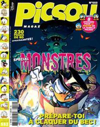 Picsou Magazine N° 552