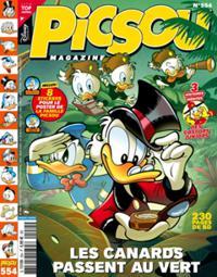 Picsou Magazine N° 554