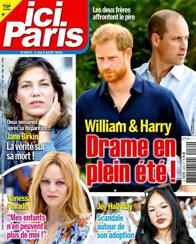 Ici Paris (photo)