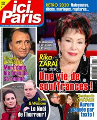 Ici Paris N° 3939