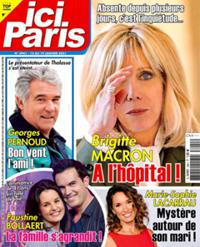 Ici Paris N° 3941