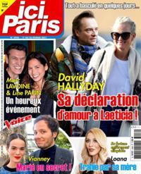 Ici Paris N° 3946