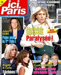 Ici Paris N° 3951