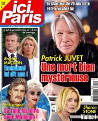 Ici Paris N° 3953