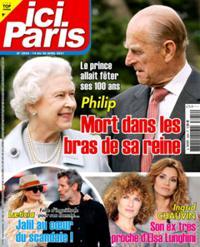 Ici Paris N° 3954