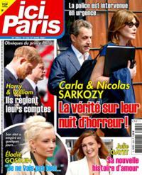 Ici Paris N° 3955