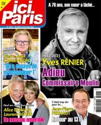 Ici Paris N° 3956