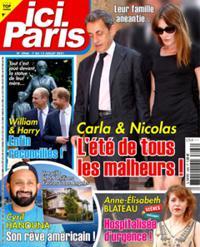 Ici Paris N° 3966