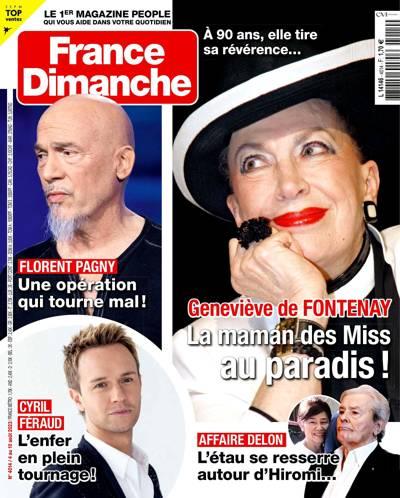 Abonnement magazine France Dimanche