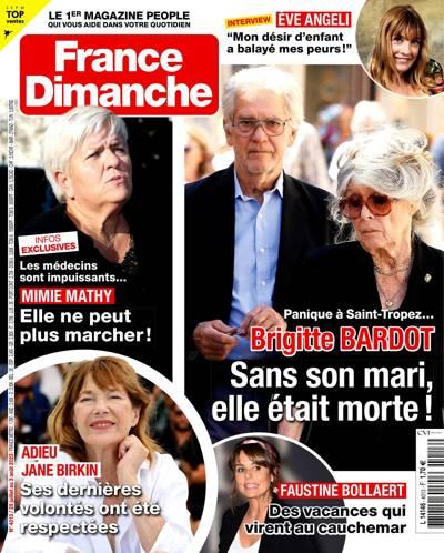 France Dimanche - N°3816