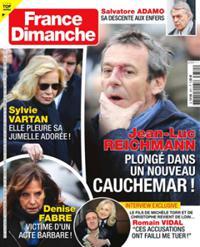 France Dimanche N° 3871