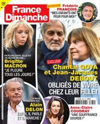 France Dimanche N° 3872