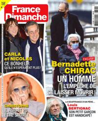 France Dimanche N° 3873
