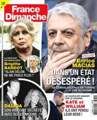 France Dimanche N° 3874