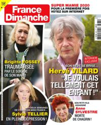 France Dimanche N° 3875