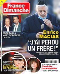 France Dimanche N° 3876