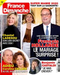 France Dimanche N° 3877