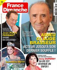 France Dimanche N° 3878