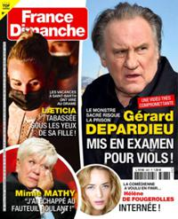 France Dimanche N° 3887