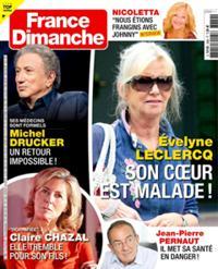 France Dimanche N° 3889