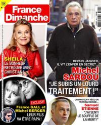 France Dimanche N° 3891